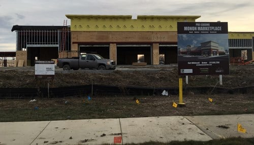 The OrthoIndy Urgent Care and Physical Therapy facility is expected to open in late spring or early summer.