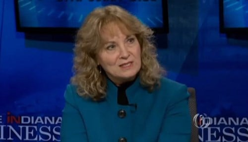 """State Superintendent Glenda Ritz says the program helps """"shed a positive light"""" on Indiana schools."""