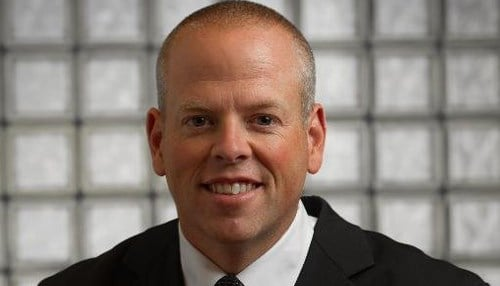 Jeff Rea serves as CEO and president of the South Bend Regional Chamber of Commerce.