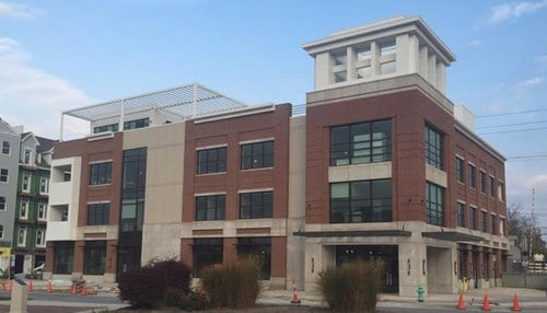 CloudOne is located in The Switch in downtown Fishers. (Image Courtesy of developer Loftus Robinson)