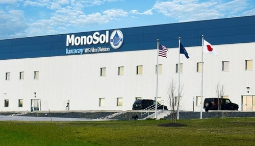The new plant is only a short distance from its Merrillville HQ.