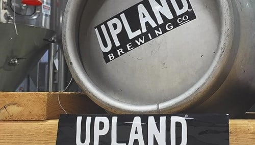 (Image Courtesy: Upland Brewing Co.)