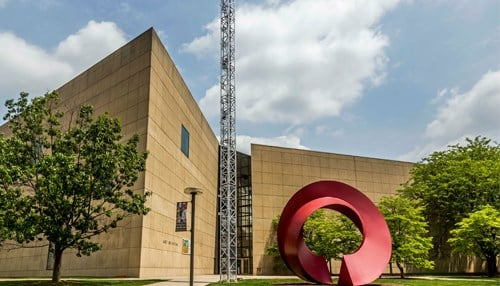 The announcement will take place at the IU Art Museum.