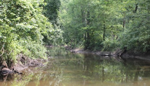 The projects will be within the Deep River-Turkey Creek Watershed.