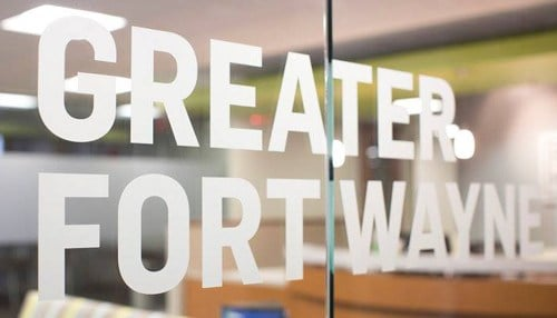 Greater Fort Wayne Inc. says construction will begin in August.