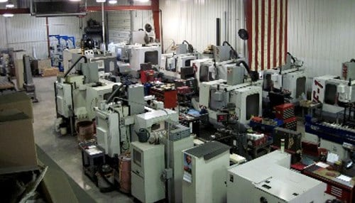 The work will be performed at Loughmiler Machine Tool & Design's facility in Loogootee.