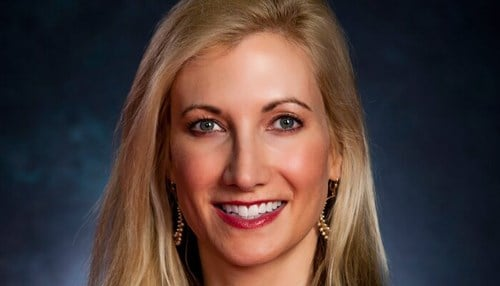 Christy Gillenwater has served as president and CEO of the chamber since 2013.