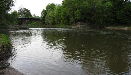 One of the projects is on Eel River in Wabash County.