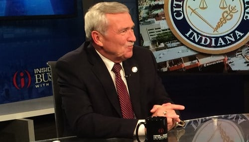 Tom Henry came into office in 2008.