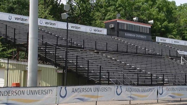 Anderson University hosts its seventh Colts Training Camp