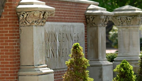Vincennes is Indiana's oldest university.