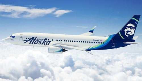 Alaska Air Adds Seattle-Indy, Wichita Flights