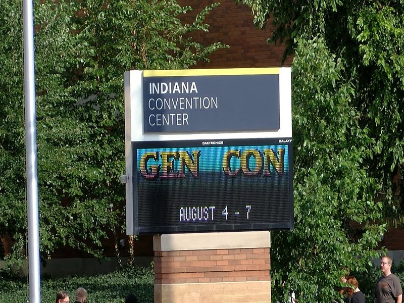 Gen Con is expected to generate $71 million for local economy.