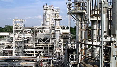 Calumet has several facilities in the U.S. and Mexico, including a refinery in Shreveport, Louisiana that produces specialty lubricating oils and waxes, as well as fuel products like gasoline, diesel and jet fuel.