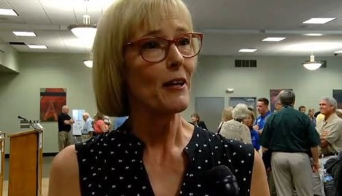 Crouch spoke at an addiction symposium in Boone County.