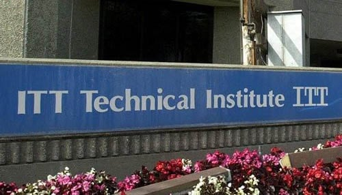 ITT Educational Services stops enrolling new students