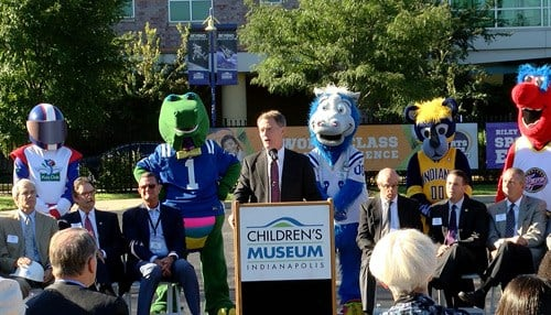 """Hogsett calls the museum an """"institution of historic proportions."""""""