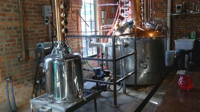 Hotel Tango Artisan Distillery is expanding its production facilities to second location off 16th st