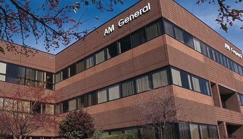 AM General is based in South Bend.