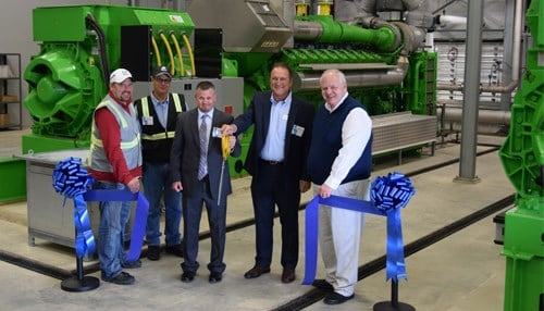 Officials cut the ribbon on the facility this past weekend.