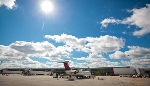 (Image courtesy of South Bend International Airport)