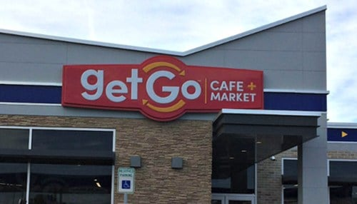 The Speedway location is GetGo's sixth in the Indy area.