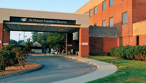 St. Vincent Health's lease to operate the hospital will expire in May.