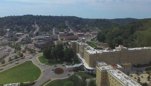 (Image of French Lick courtesy of the French Lick Resort)