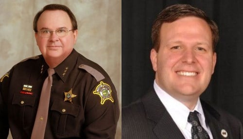 Federal grand jury indicts northwestern IN sheriff, mayor