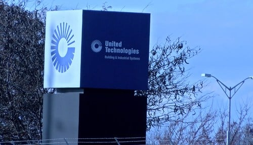 United Technologies Corp. is the parent of Carrier Corp.