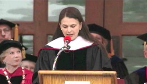 Foster received an honorary doctorate degree from Ball State in 2012.
