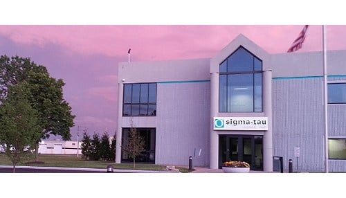 Sigma-Tau PharmaSource currently employs 110 in Indianapolis.