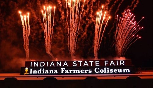 (Image courtesy of the Indiana State Fairgrounds)
