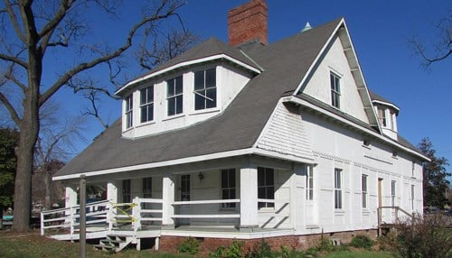 The carriage house at the Howard Steamboat Museum in Jeffersonville will become an event and exhibit facility.