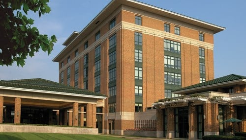 Columbus Regional Hospital is the flagship of a system that serves 10 Indiana counties.