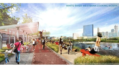 The city says the plan plays into its strategy to create new recreation and fitness spaces for residents and visitors.