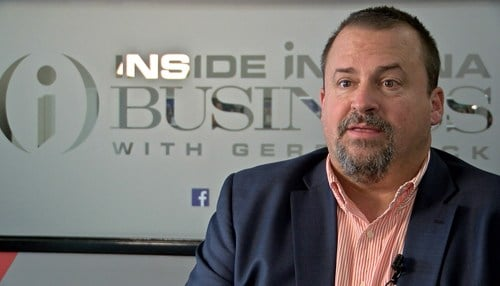 Wechsler speaks with Inside INdiana Business at its Launch Fishers bureau.