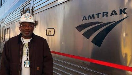Amtrak has contracts with Indiana and 17 other states for short-distance, intercity passenger rail services.