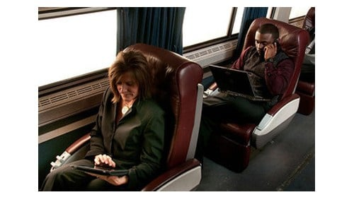 Amtrak will resume full operation of the Hoosier State beginning March 1, including a 14-passenger business class option.