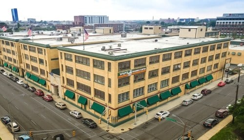The company is located in the Stutz Business Center in downtown Indianapolis.