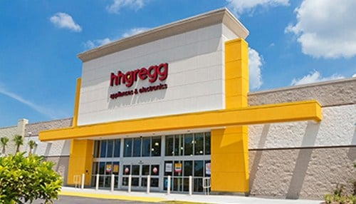 The company says its 132 stores will continue to operate throughout the restructuring process.