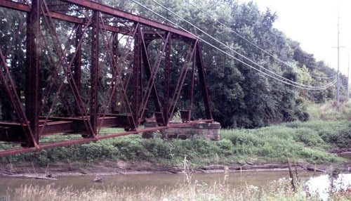 Plans for the South Adams Trail project include rehabilitation of two historic iron rail bridges across the Wabash River.