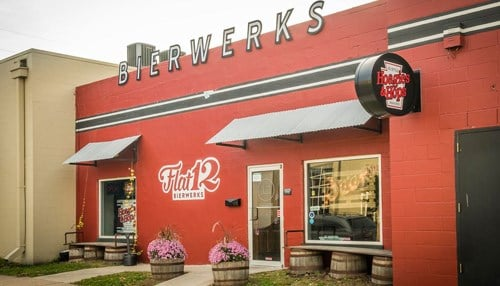 Flat12 Bierwerks launched in Indianapolis in 2010.