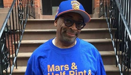 (Image of Spike Lee Courtesy of 40 Acres And a Mule Filmworks on Instagram.)