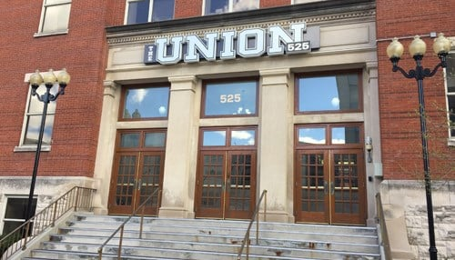 Union 525 the former home of Manual and Wood high schools.