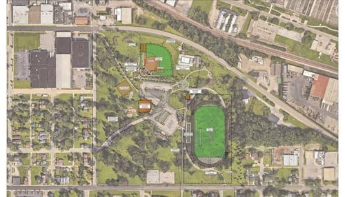 (Rendering courtesy of Indiana Tech)