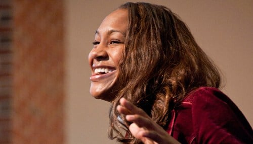 Catchings will speak at the IUPUI commencement ceremony May 14.