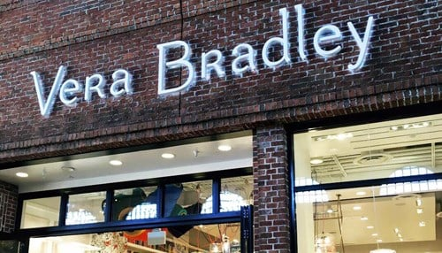 Vera Bradley sales miss estimates