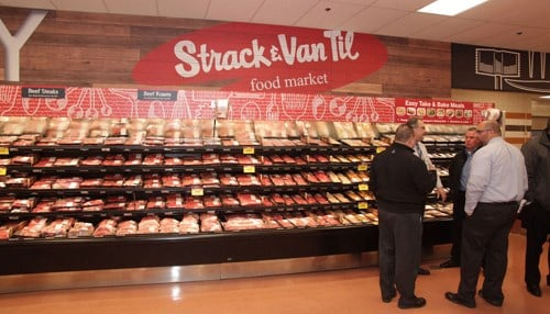 Jewel Food Stores to purchase Strack & Van Til locations