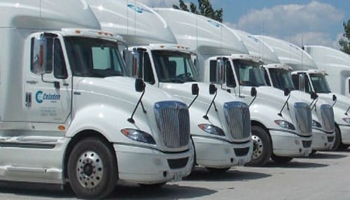 Svindland says Celadon cut its truck count by 200 between April and August, and another 200 in September.